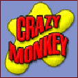 Символ crazy-monkey