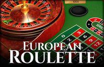 Roulette European / Европейская рулетка