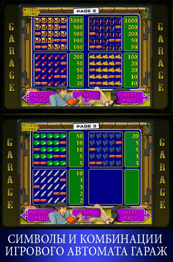 Игровые Автоматы Онлайн Бесплатно Гараж