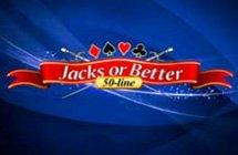 Jacks or Better 50 Lines / Покер 50 ліній