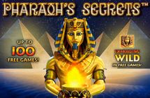 Pharaohs Secrets / Секрет фараона