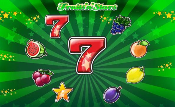 Игровой автомат Fruits-n-Starts