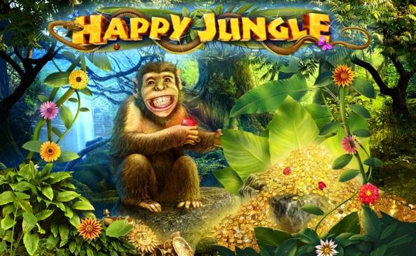 Игровой автомат Happy Jungle