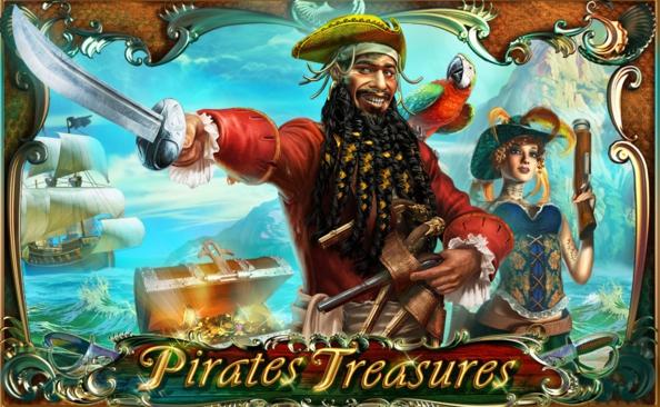 Ігровий автомат Pirates Treasures