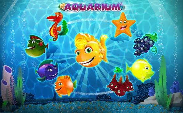 Ігровий автомат Акваріум