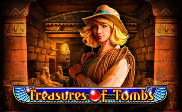 Бесплатный игровой автомате treasures of tombs работа