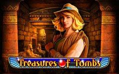 Treasures of Tombs / Скарби гробниць