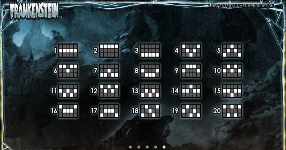 лінії ігрового автомата