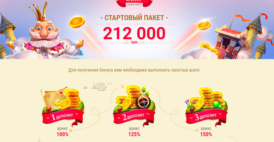 Slotoking бонусы