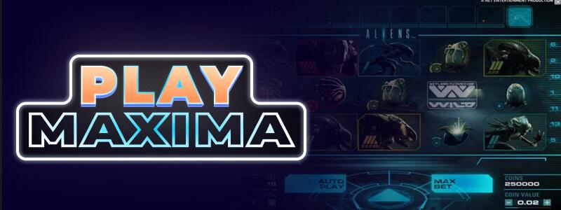 Игровой автомат Aliens играть онлайн