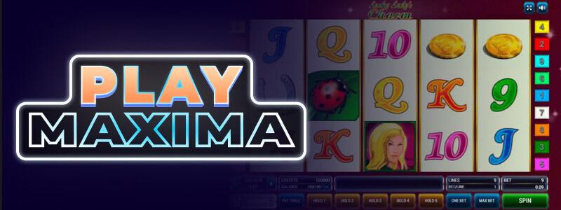 Игровой автомат Lucky Ladys Charm