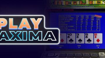 mega jack video poker