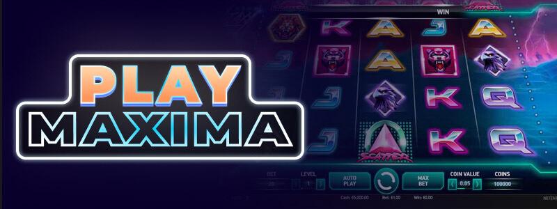 Игровой автомат Neon Staxx играть онлайн