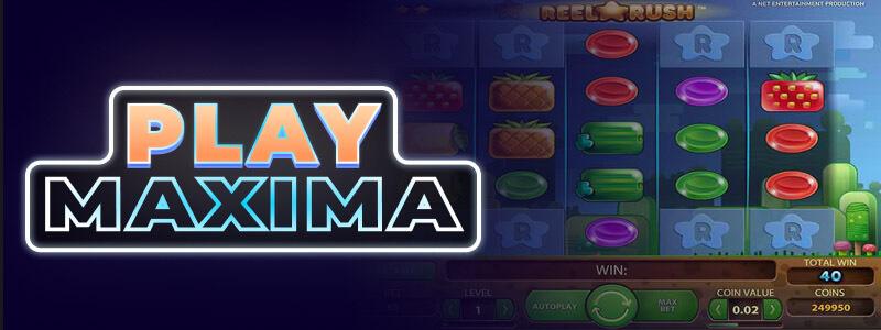 Игровой автомат Reel Rush играть онлайн