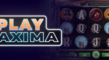 Игровой автомат Steam Tower играть онлайн