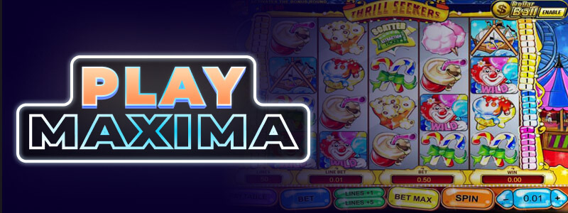 Игровой автомат Thrill Seekers воплощение всеми любимого луна-парка онлайн.Играйте бесплатно и без регистрации на видеослоте Искатели острых ощущений.Белгород